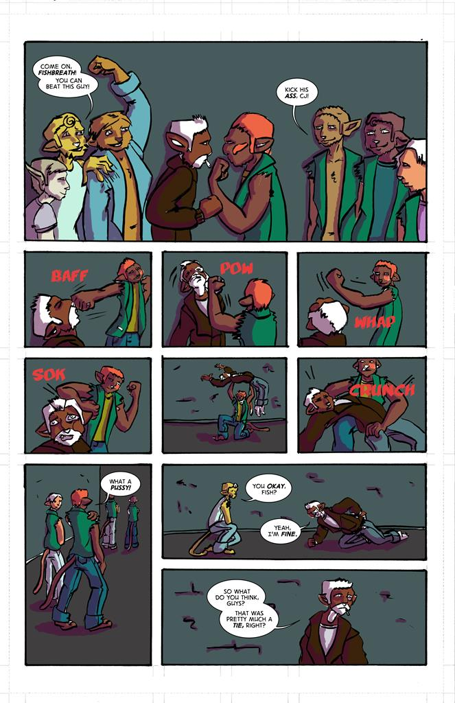 Alley Cats Page 22
